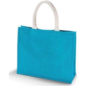 Väskor Dam Shoppingväskor Kimood KI011 Turkos