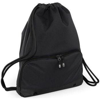 Väskor Barn Sportväskor Bagbase BG542 Svart/Svart