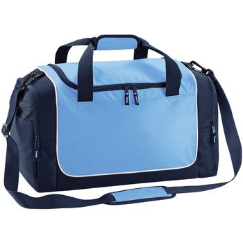 Väskor Sportväskor Quadra QS77 Sky/blåblåblått/vit
