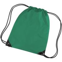 Väskor Barn Sportväskor Bagbase BG10 Kelly Green