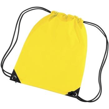 Väskor Barn Sportväskor Bagbase BG10 Gul