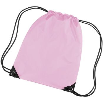 Väskor Barn Sportväskor Bagbase BG10 Klassisk rosa