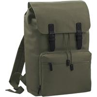 Väskor Ryggsäckar Bagbase BG613 Oliv/Svart