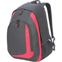 Väskor Ryggsäckar Shugon SH7241 Svart/röd