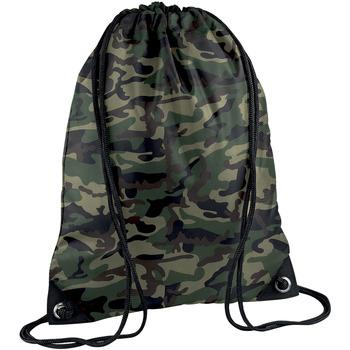 Väskor Barn Sportväskor Bagbase BG10 Djungel Camo