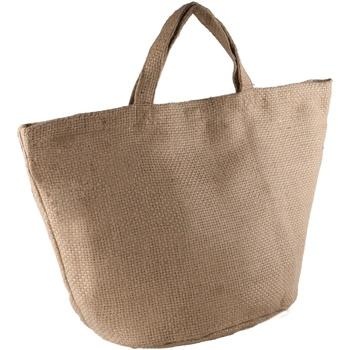 Väskor Dam Shoppingväskor Kimood KI008 Naturlig/naturlig
