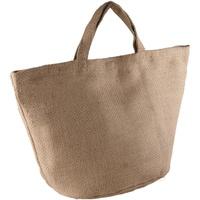 Väskor Dam Shoppingväskor Kimood  Naturlig/naturlig