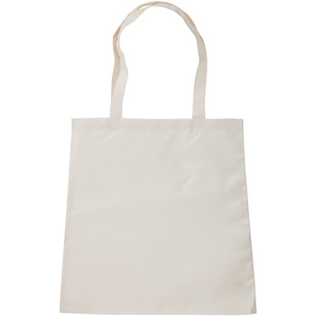 Väskor Shoppingväskor Bagbase BG901 Naturligt