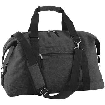 Väskor Resbagar Bagbase BG650 Vintage svart