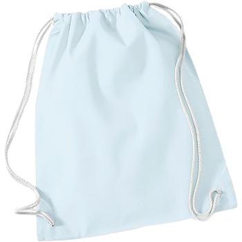 Väskor Barn Sportväskor Westford Mill W110 Pastellblått/vit