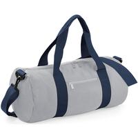 Väskor Resbagar Bagbase BG140 Ljusgrått/blågrått