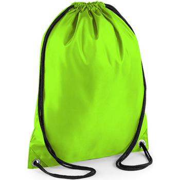Väskor Barn Sportväskor Bagbase BG5 Lime