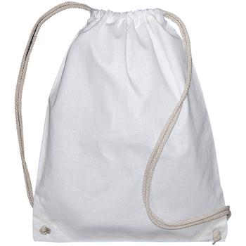 Väskor Barn Sportväskor Bags By Jassz 60257 Vit