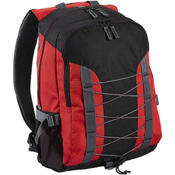 Väskor Ryggsäckar Shugon SH7690 Röd/Svart
