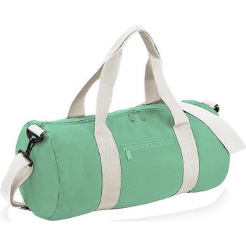 Väskor Resbagar Bagbase BG140 Mintgrönt/Off White
