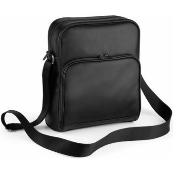 Väskor Portföljer Quadra QD726 Svart