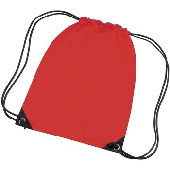 Väskor Barn Sportväskor Bagbase BG10 Ljusröd