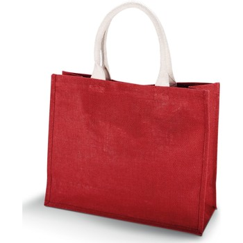 Väskor Dam Shoppingväskor Kimood KI011 Vin