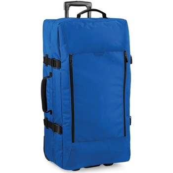 Väskor Mjuka resväskor Bagbase BG463 Safirblå
