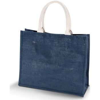 Väskor Dam Shoppingväskor Kimood  Midnattsblå