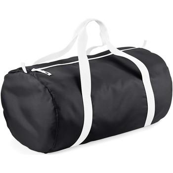 Väskor Resbagar Bagbase BG150 Svart/vit