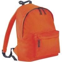 Väskor Ryggsäckar Bagbase BG125J Orange/Grafitgrått