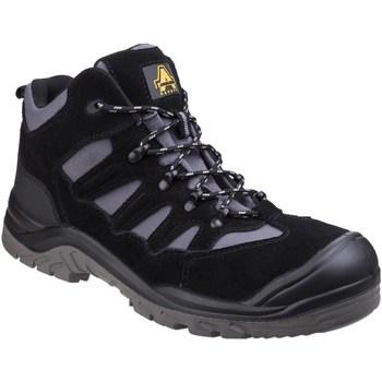 Skor Herr safety shoes Amblers  Svart