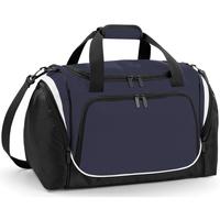 Väskor Sportväskor Quadra QS277 Marinblått/svart/vit