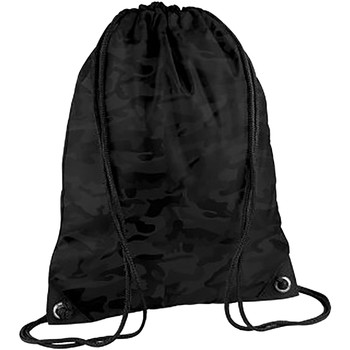 Väskor Barn Sportväskor Bagbase BG10 Midnattskamofärg