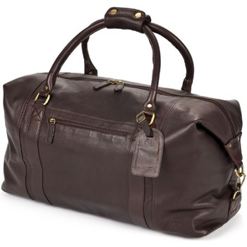 Väskor Resbagar Eastern Counties Leather  Brun