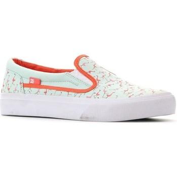 Skor Dam Slip-on-skor DC Shoes Trase Slipon SP Celadon