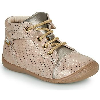Skor Flickor Boots GBB OLSA Beige