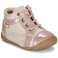 Skor Flickor Boots GBB OMANE Rosa