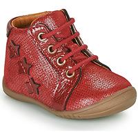 Skor Flickor Boots GBB DAVIA Röd