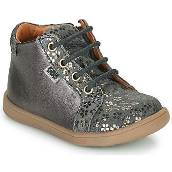 Skor Flickor Boots GBB FAMIA Grå