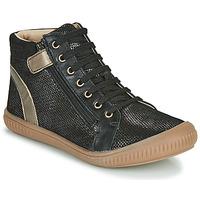 Skor Flickor Höga sneakers GBB RACHIDA Svart