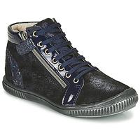 Skor Flickor Höga sneakers GBB RACHIDA Blå