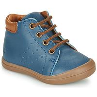 Skor Pojkar Boots GBB TIDO Blå