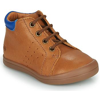 Skor Pojkar Boots GBB TIDO Brun