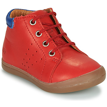 Skor Pojkar Höga sneakers GBB TIDO Röd
