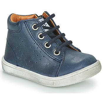 Skor Pojkar Boots GBB FOLLIO Blå