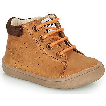 Skor Pojkar Boots GBB FOLLIO Brun