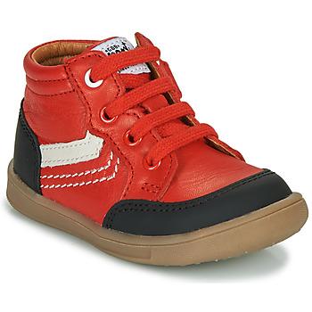 Skor Pojkar Höga sneakers GBB VIGO Röd