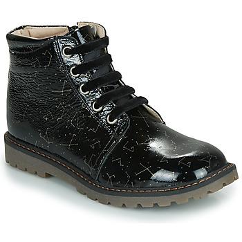 Skor Flickor Boots GBB NAREA Svart