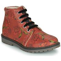 Skor Flickor Boots GBB NAREA Röd
