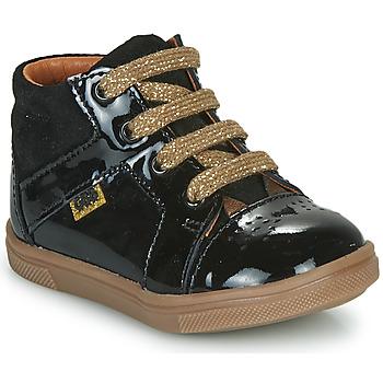 Skor Flickor Höga sneakers GBB THEANA Svart