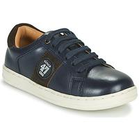 Skor Pojkar Sneakers GBB MIRZO Blå