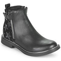 Skor Flickor Boots GBB XIANA Svart