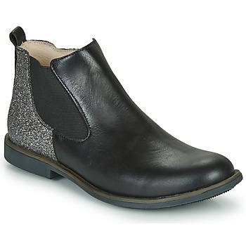 Skor Flickor Boots GBB NAKOVO Svart