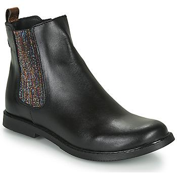 Skor Flickor Boots GBB ARANA Svart